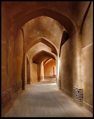 نقش کاهگل در معماری ایران